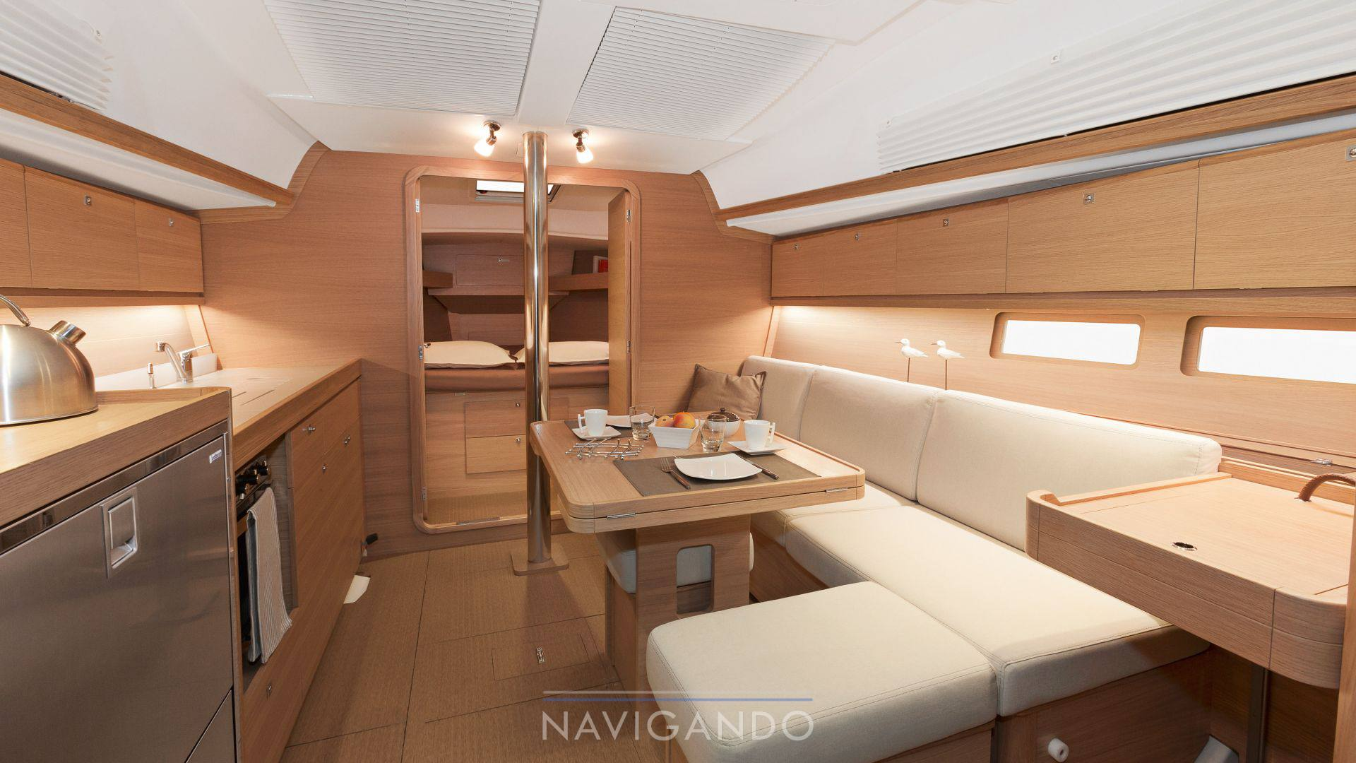 Dufour 382 grand large 2017