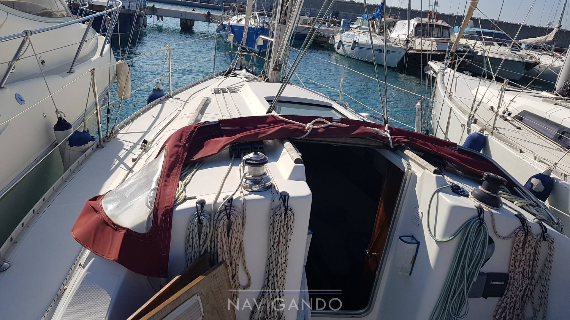 Beneteau Oceanis 311 Sailing boat used for sale