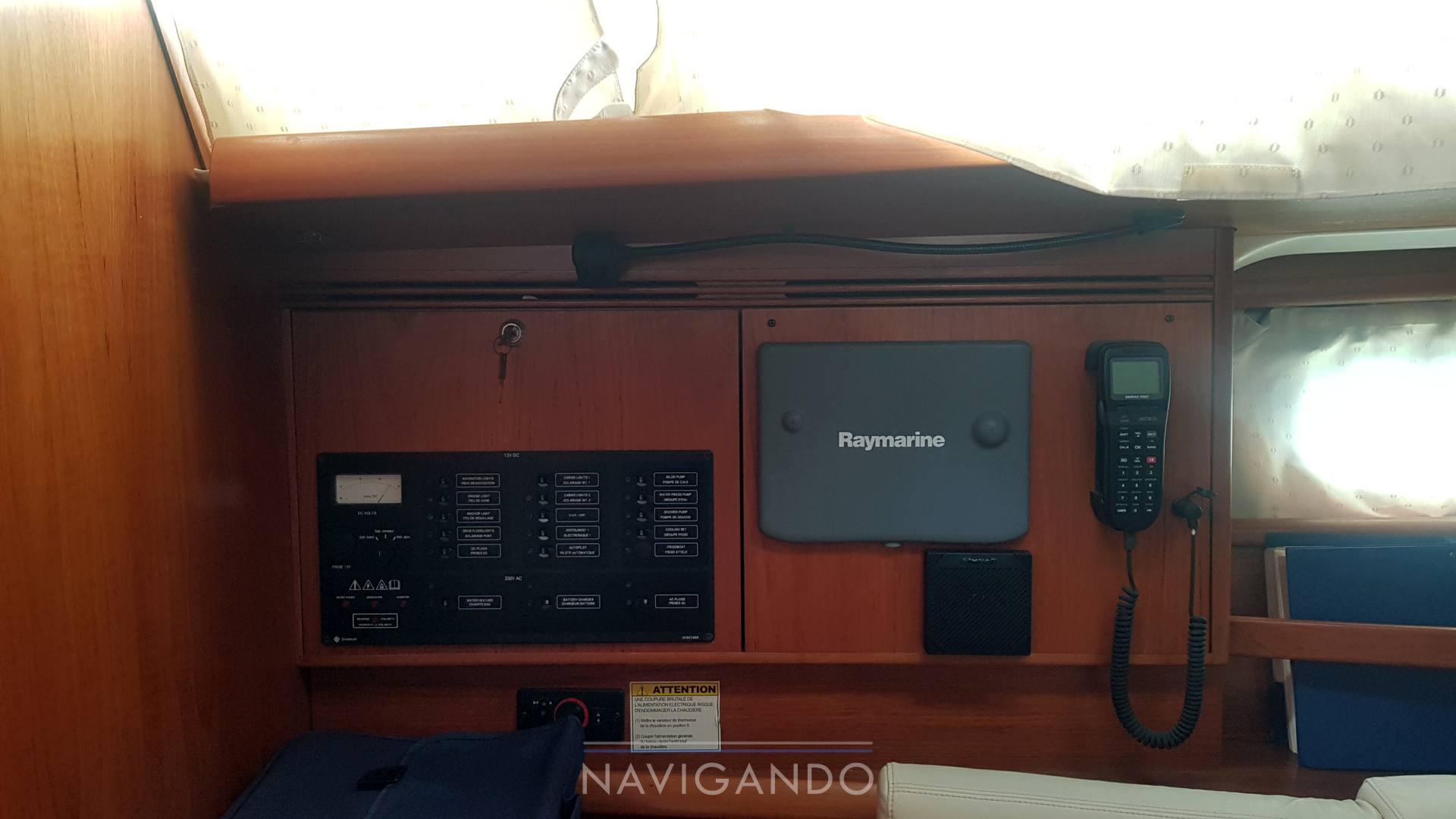 Jeanneau Sun odyssey 40.3 Sailing boat used for sale