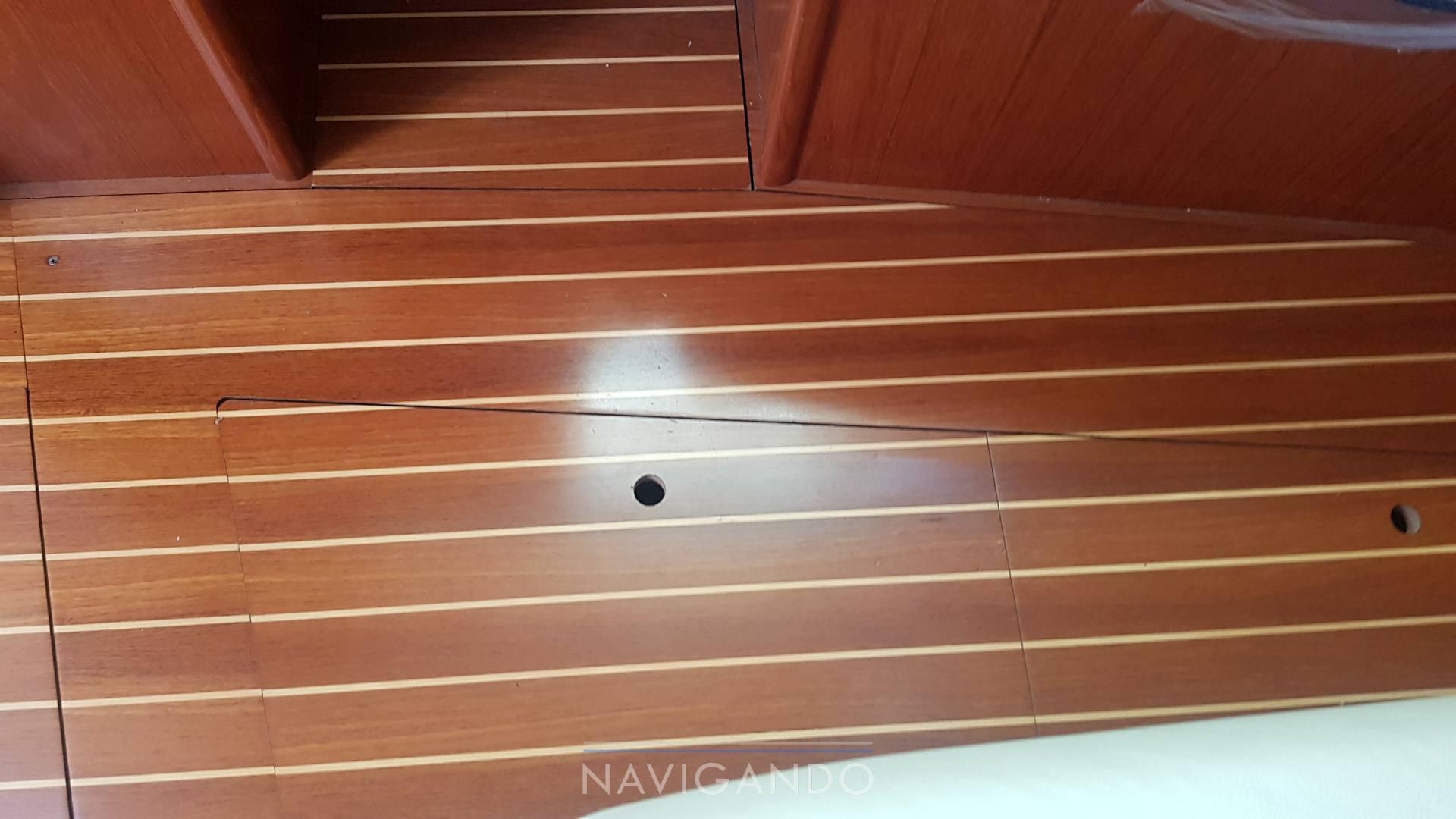 Jeanneau Sun odyssey 40.3 sailing boat