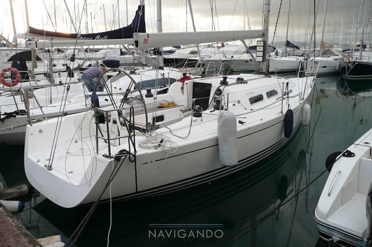 X yachts 35 fotografia