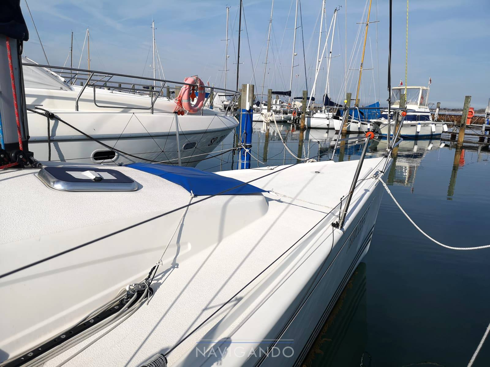 X yachts 35 used
