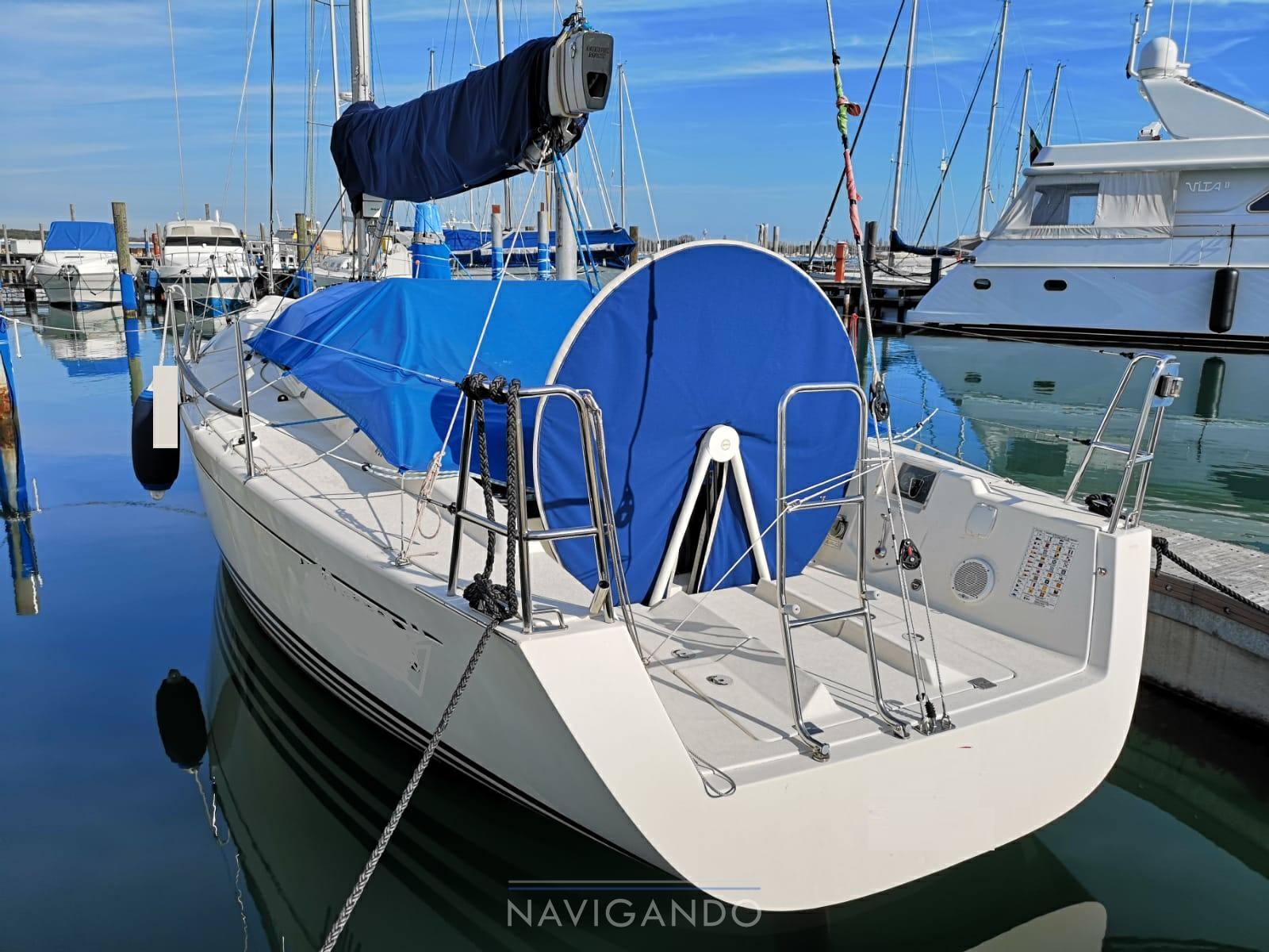 X yachts 35 Segelboot
