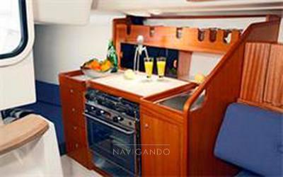 X yachts 35 Segel cruiser