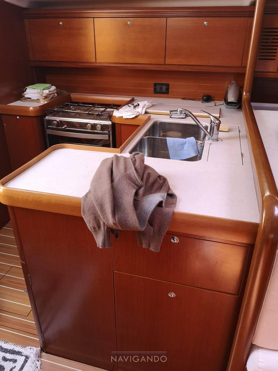 Del Pardo Grand soleil 45 barco de vela