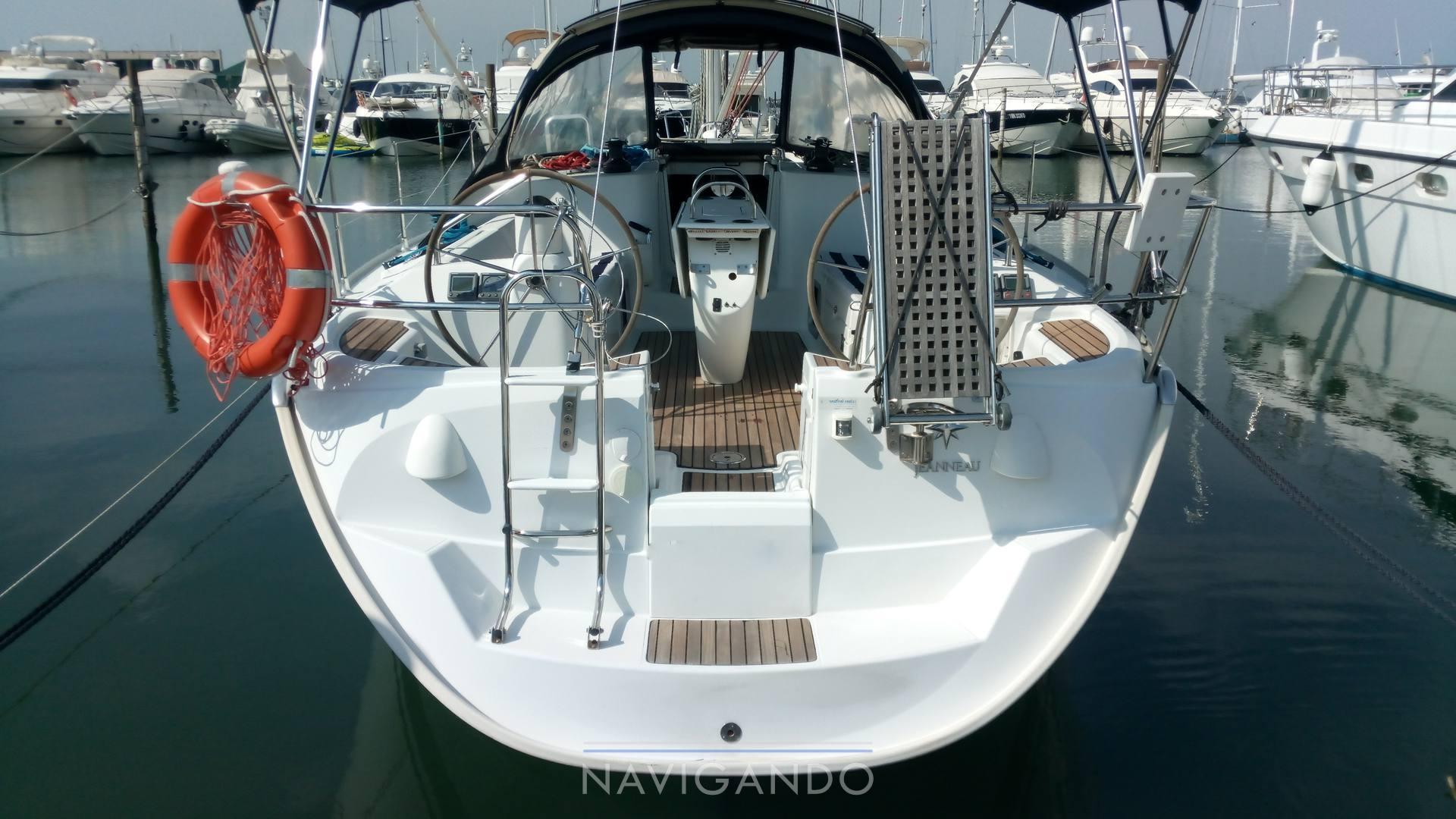 Jeanneau Sun odyssey 40.3 Парусная лодка используется для продажи