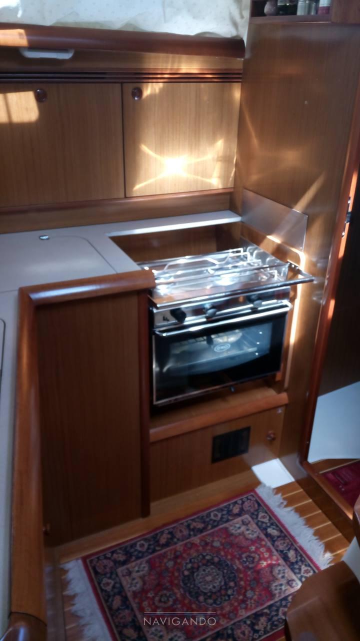 Jeanneau Sun odyssey 40.3 Парусная лодка