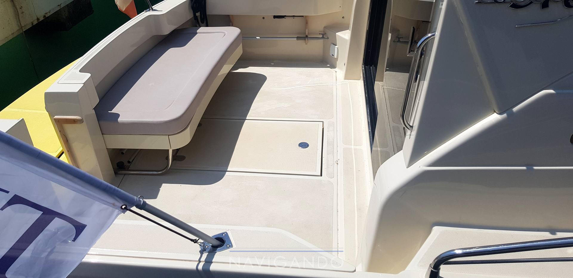 Tuccoli T 370 coupè barca a motore