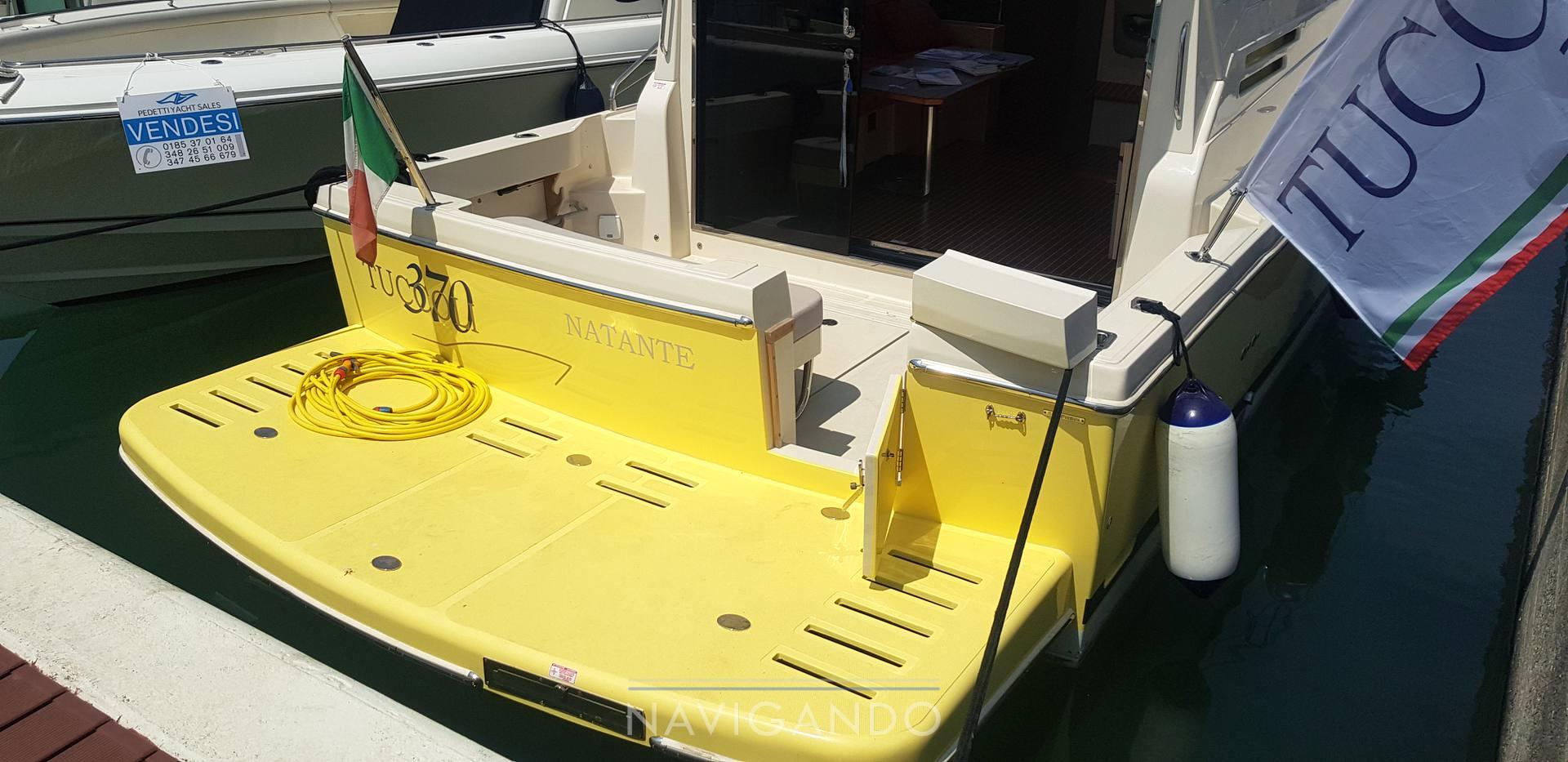 Tuccoli T 370 coupè Motoryacht usato
