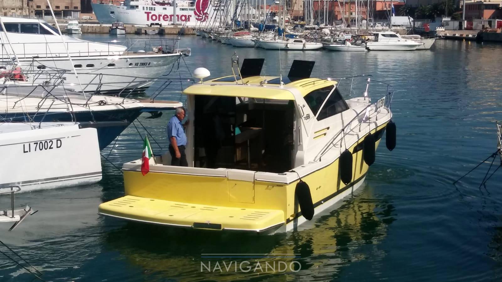 Tuccoli T 370 coupè Motoryacht