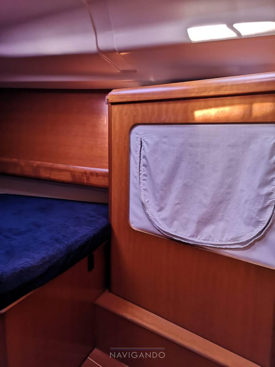 Del pardo Grand soleil 40 (paperini) Croiseur de voile