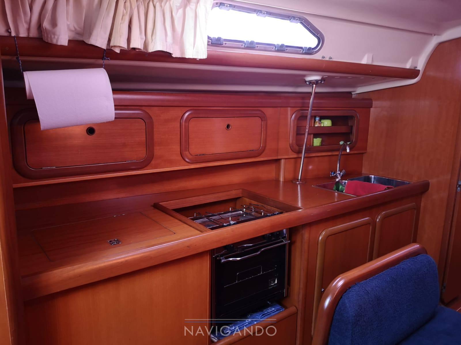 Del pardo Grand soleil 40 (paperini) Croiseur de voile occasion