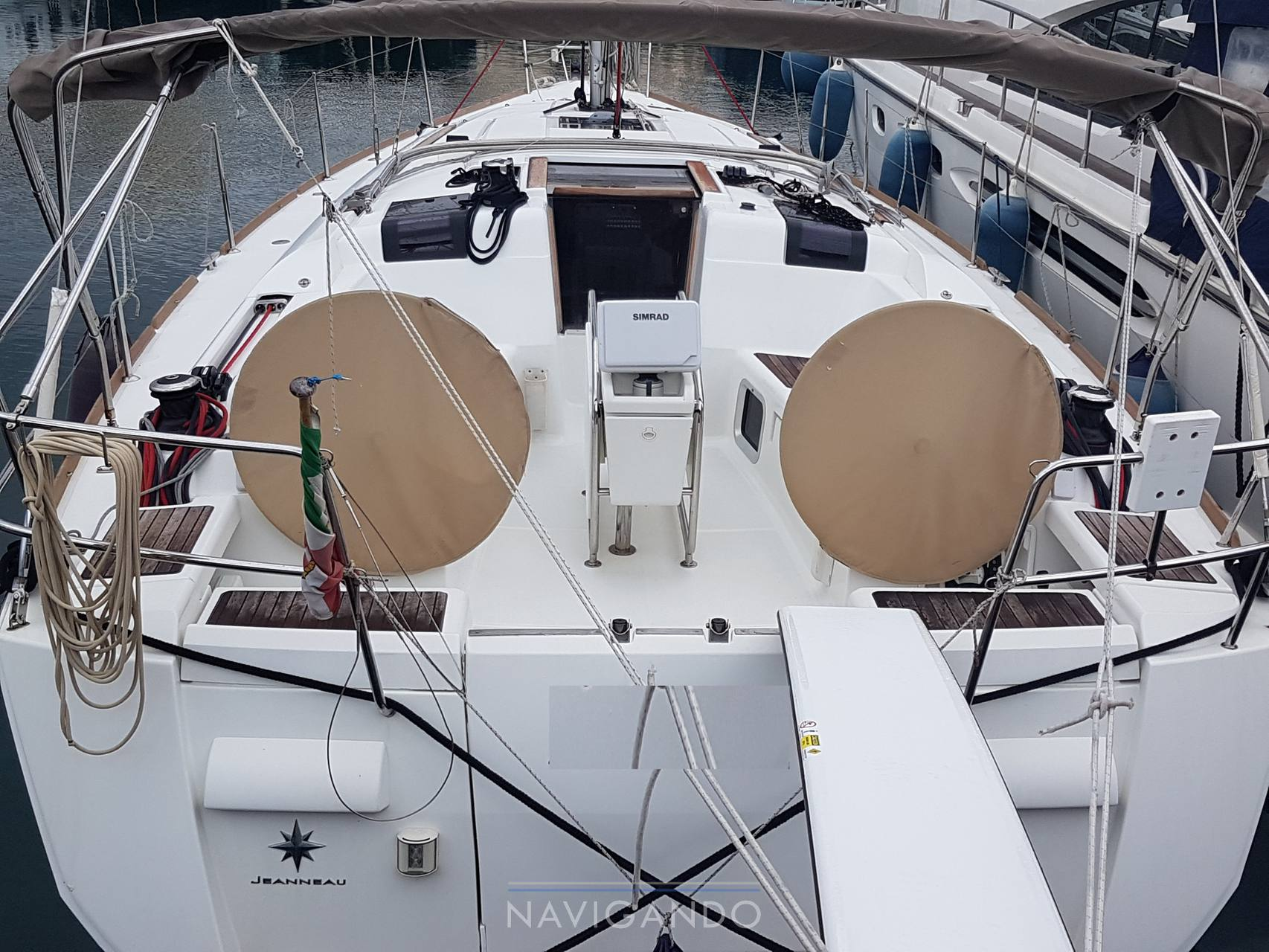 Jeanneau Sun odyssey 409 Barca a vela usata in vendita