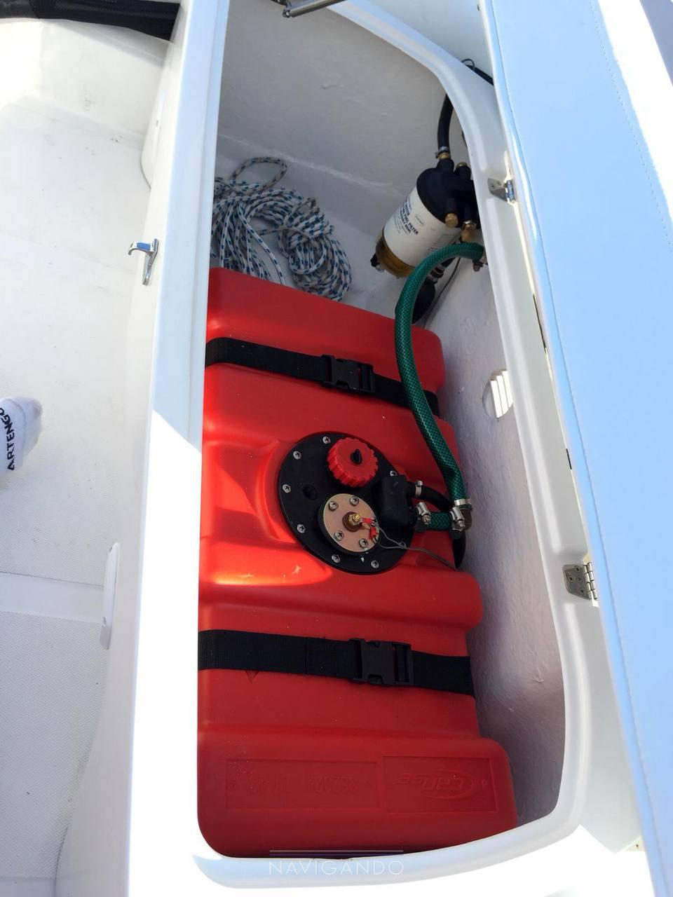 Adventure Veste 500 Inflatable used