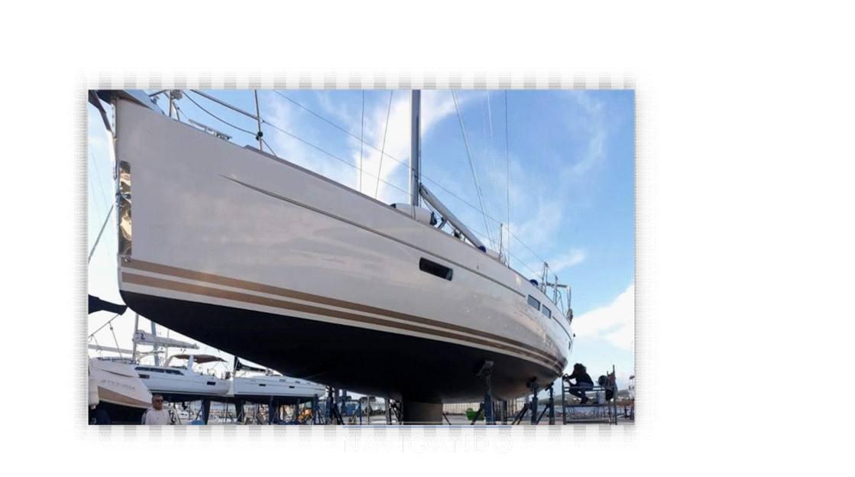 Jeanneau Sun odyssey 469 Segel cruiser