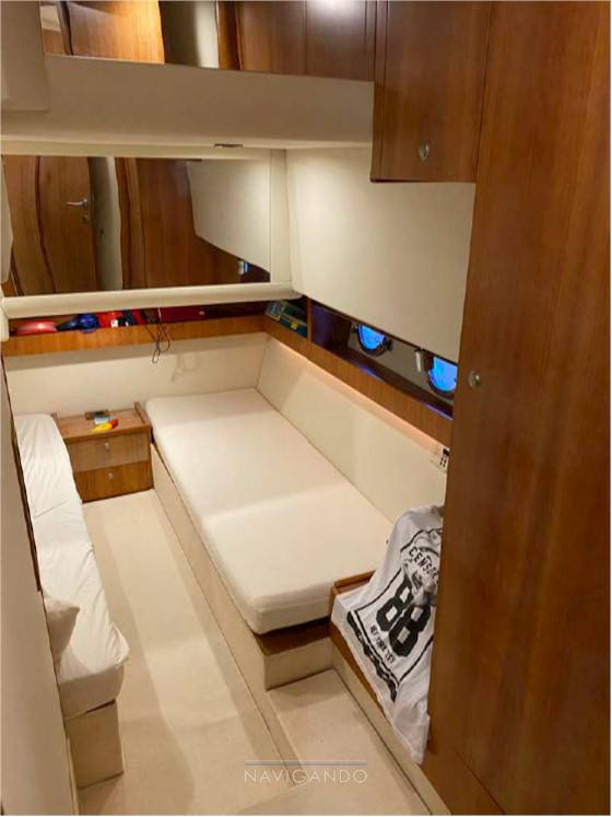 Skagen 50 Моторная лодка