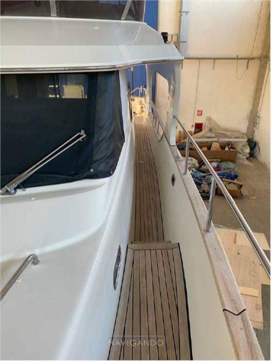 Skagen 50 bateau à moteur