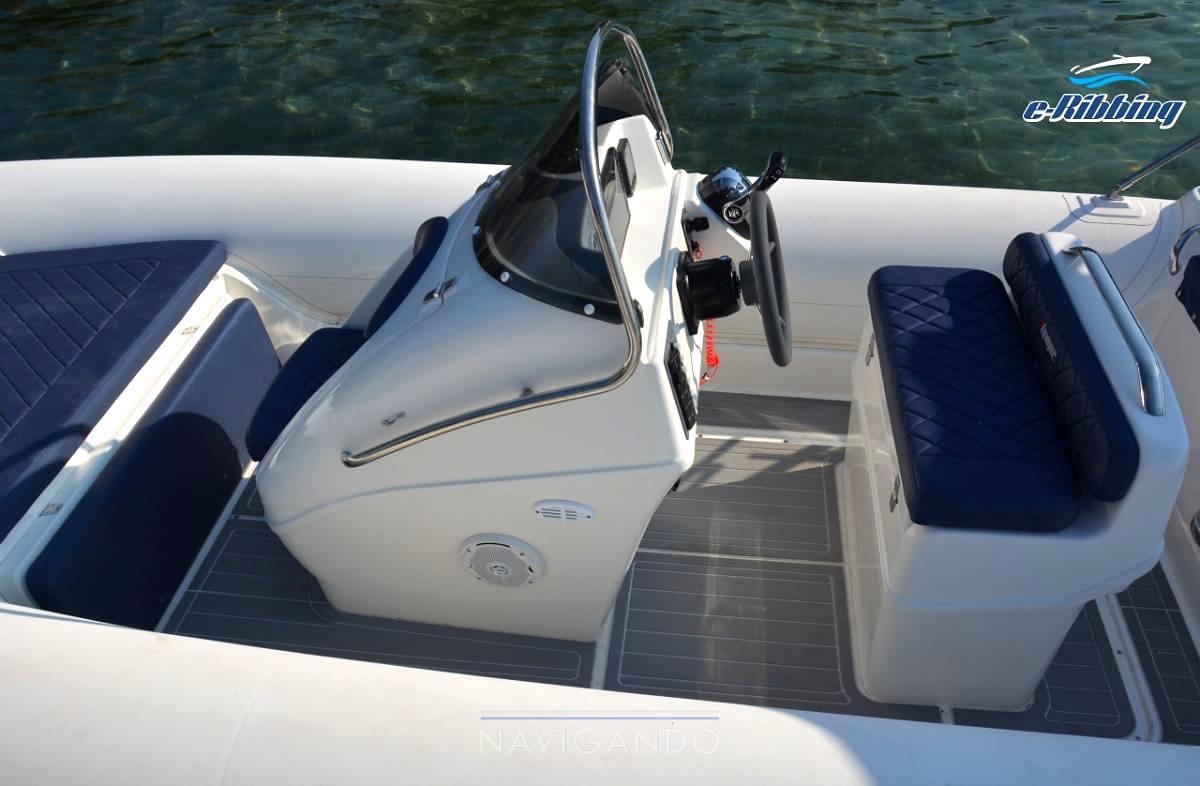 Olympic 720 Gommone barcos usados para la venta