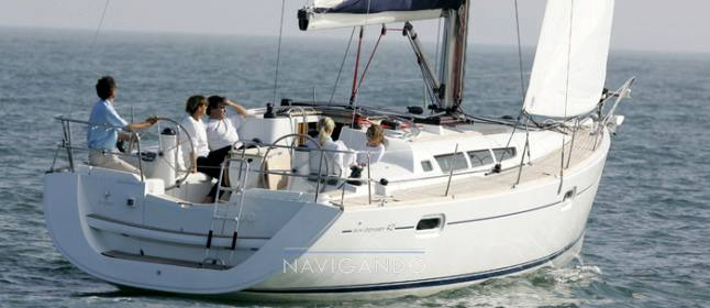 Jeanneau Sun odyssey 42 i Sailing boat used for sale