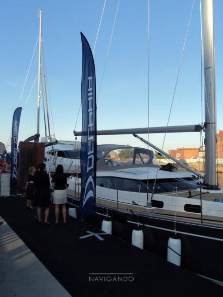 Delphia 46 cc Barca a vela nuova in vendita