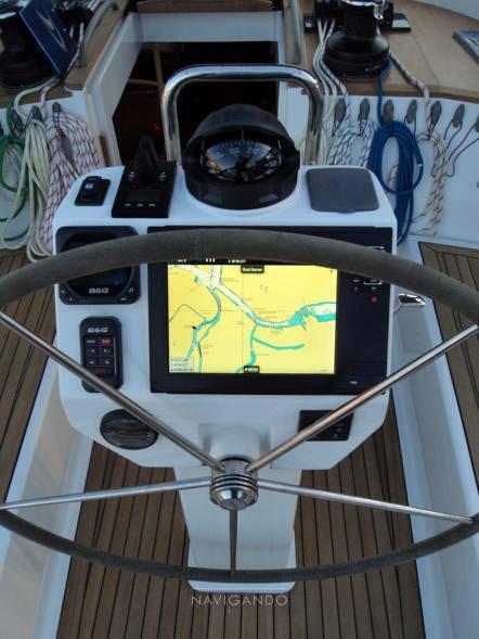 Delphia 46 cc barca a vela