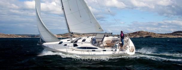 Delphia 40,3 帆巡洋舰