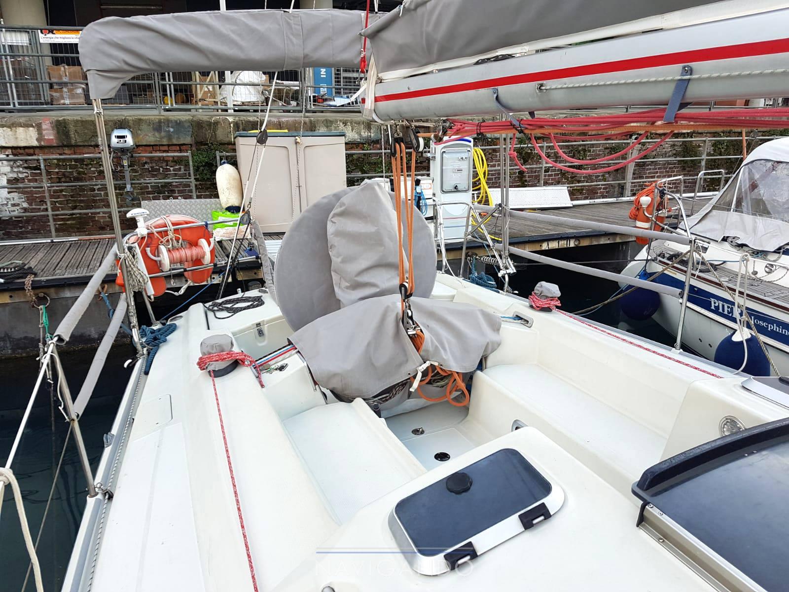Dehler 37 cws bateau à voile