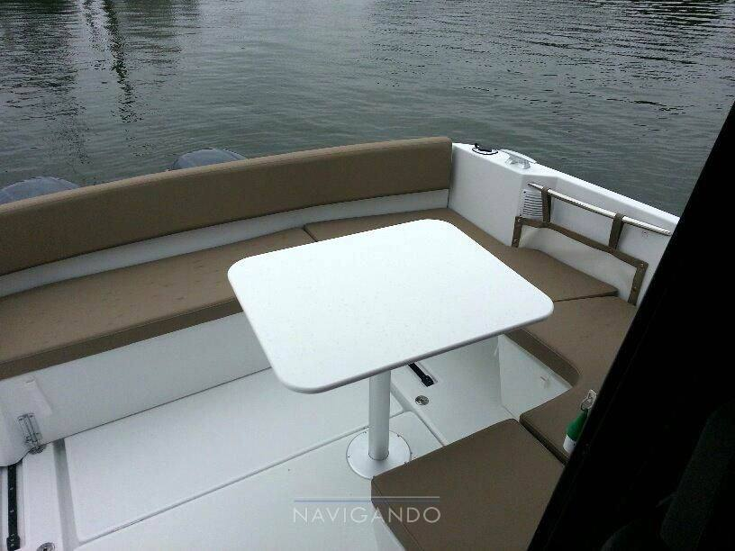 Jeanneau Mary fisher 855 offshore Fast Commuter