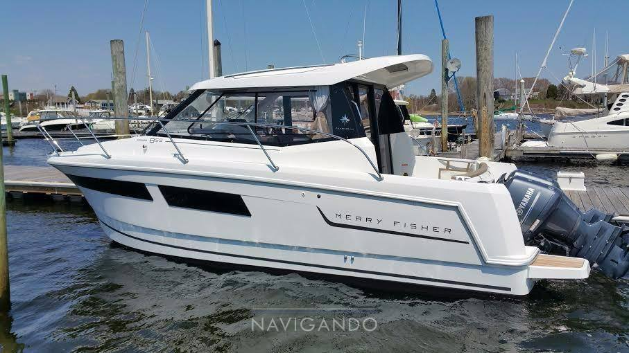 Jeanneau Mary fisher 855 offshore Motor boat used for sale