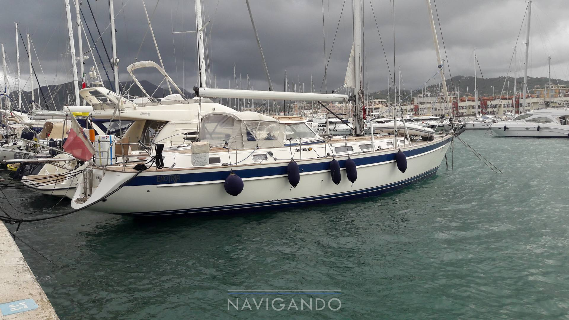 Halberg-grassy 53 ht Sailing boat used for sale