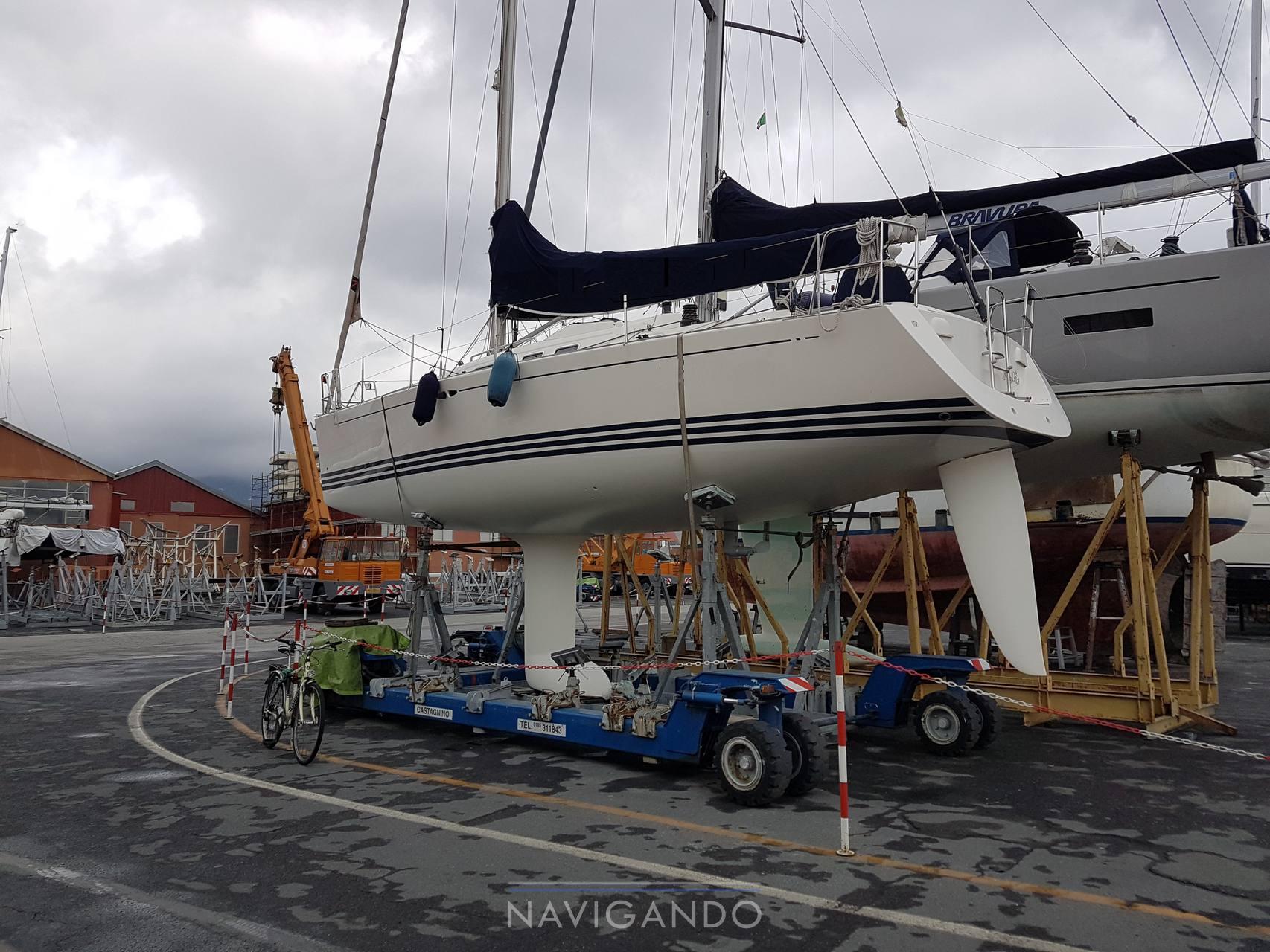 X yachts X 37 usato