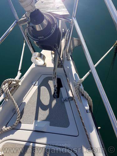 Dehler 41 cr Sail cruiser used