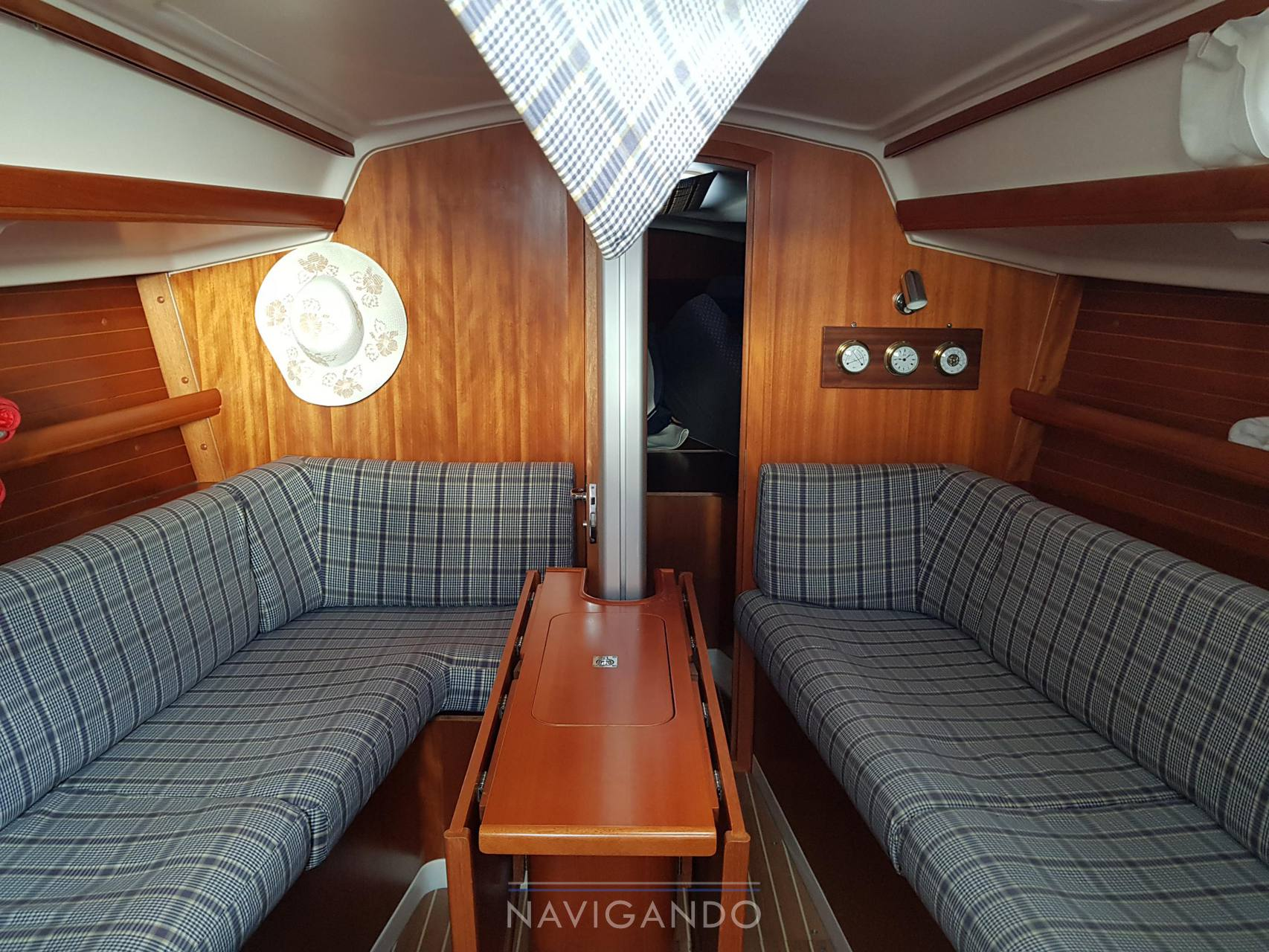 Elan 333 Sail cruiser used