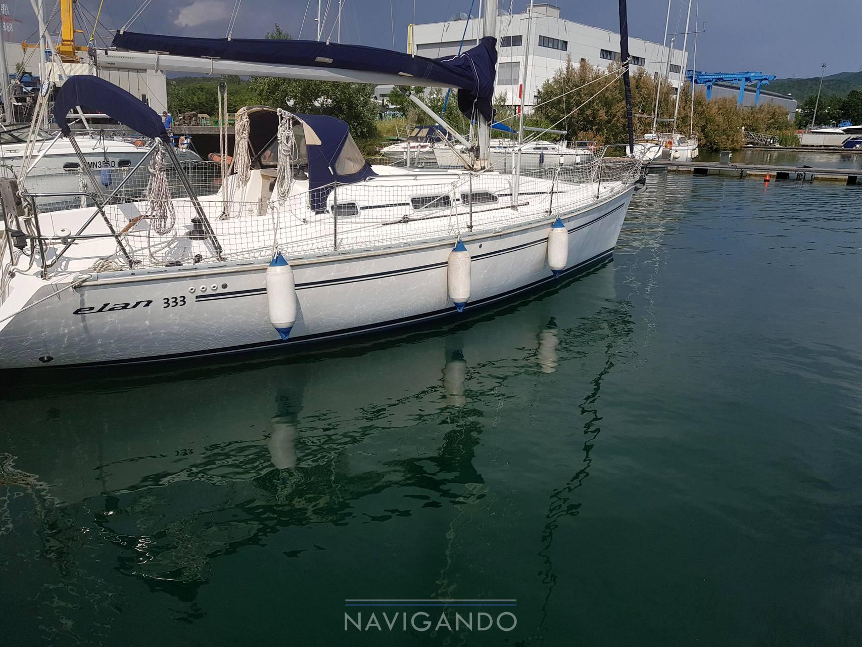 Elan 333 Sail cruiser