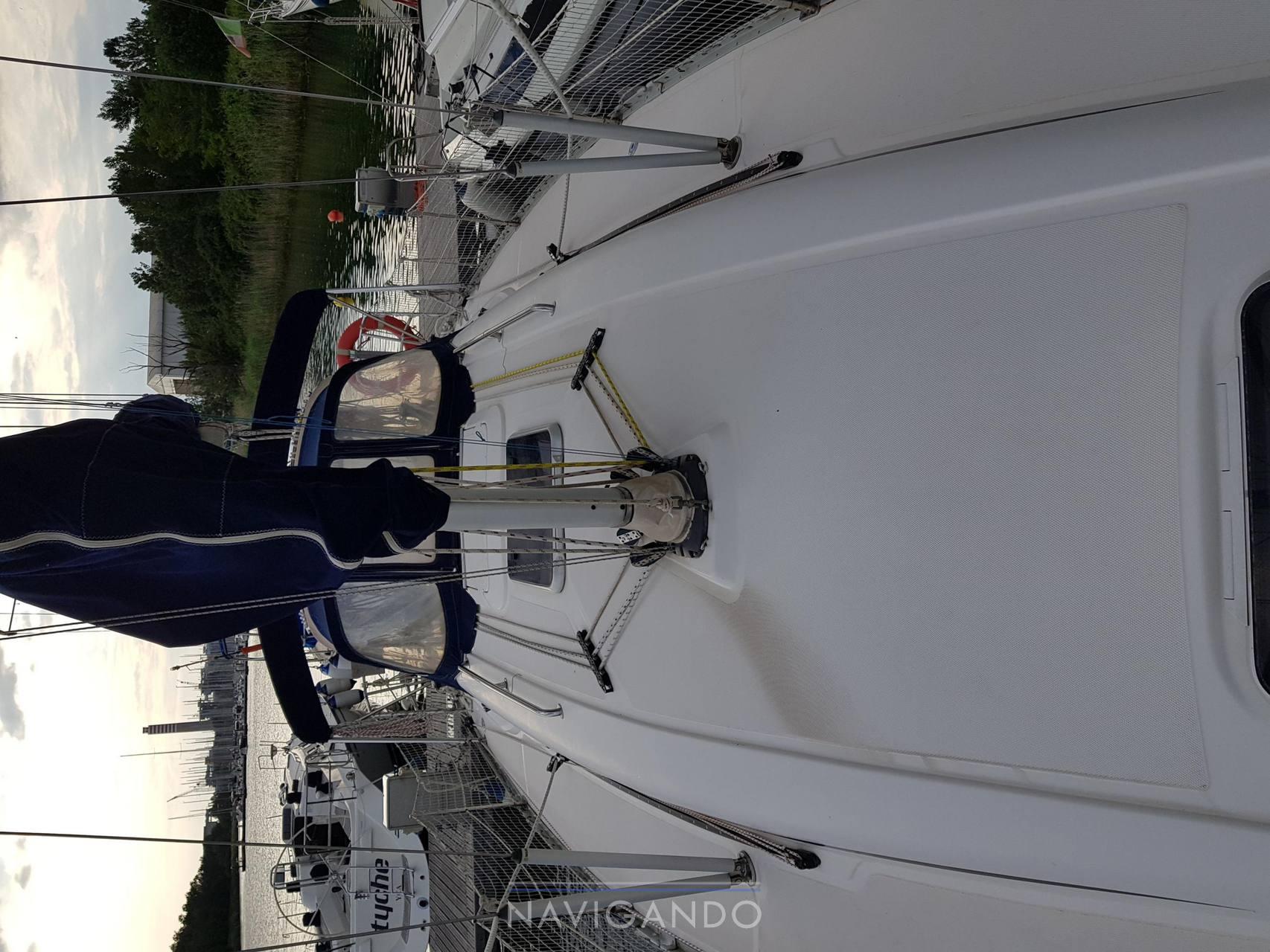 Elan 333 sailing boat