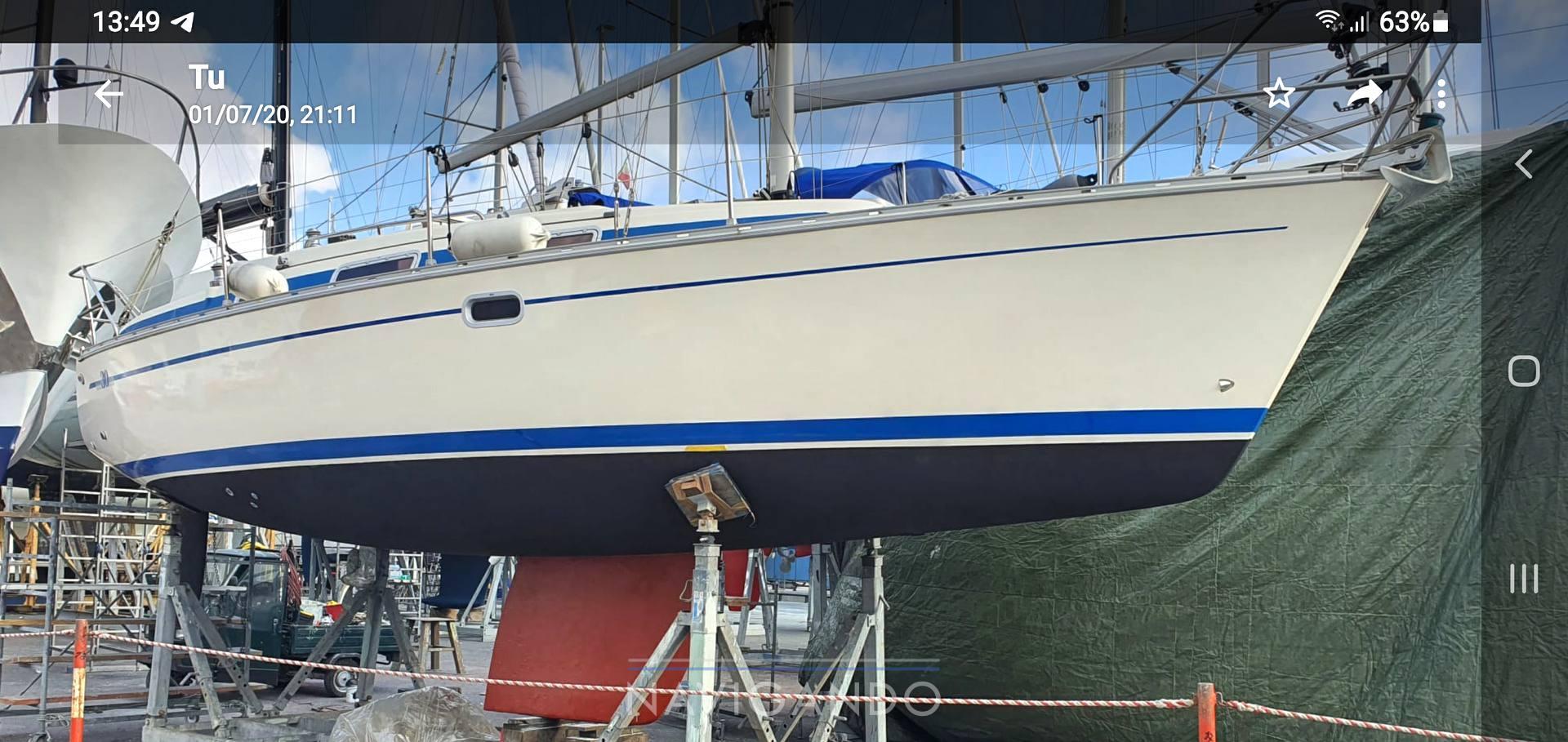 Bavaria 30 plus Barca a vela usata in vendita