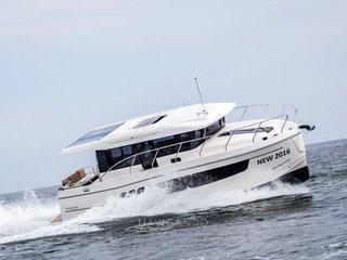 Delphia yachts Escape 1150 voyage USATA