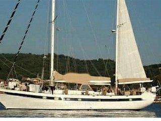Jongert yacht 21