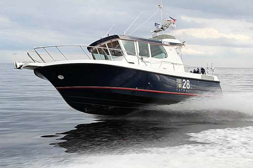 Nord Star Nord Star 28 patrol wa