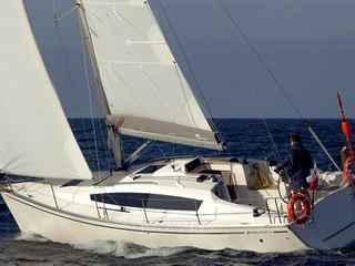 Delphia yachts 34