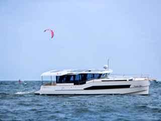 Delphia yachts Bluescape 1200