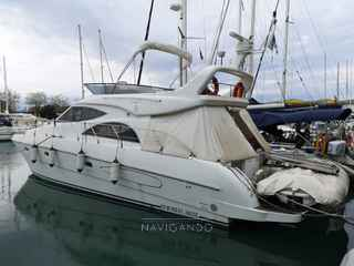 Raffaelli Yachts Compass rose 48
