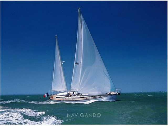 Amel Super maramu, sailing boat used  Amel Super maramu used