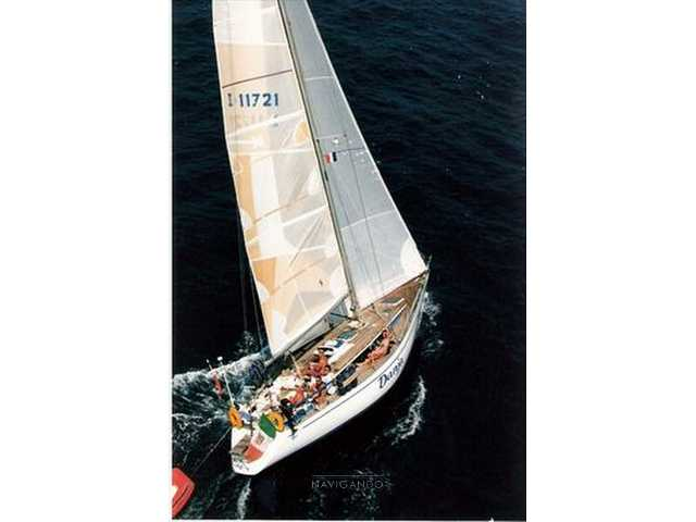 Benetti 43 sail