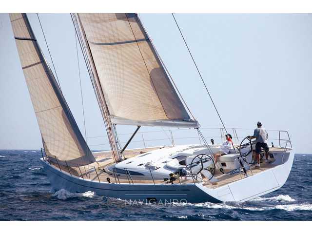 Gieffe Yachts 60
