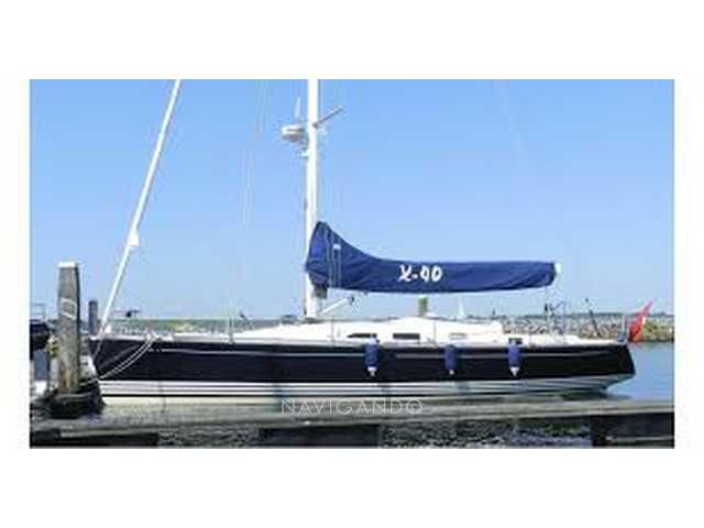 X yachts 40
