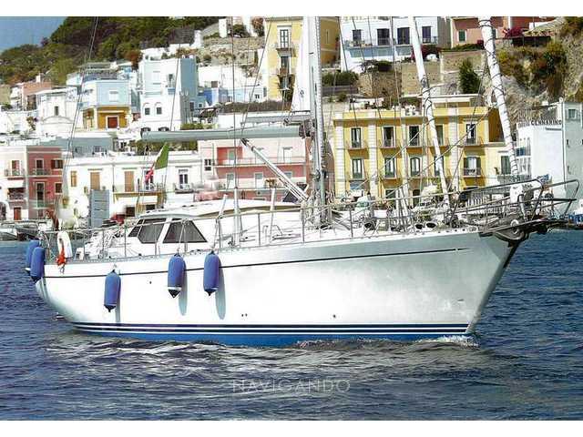 SilSiltala Yacht OY Nauticat 515