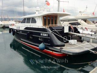 Antema yachting Pacific prestige 170