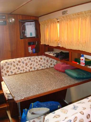 Italcantieri Italcantieri Bora 85