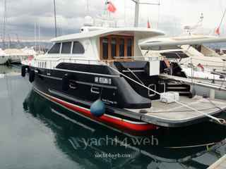 Antema yachting Pacific prestige 170
